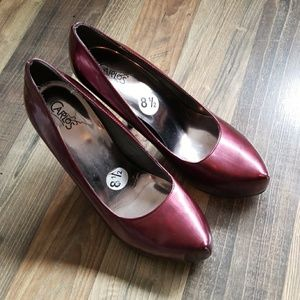 Carlos Santana heels